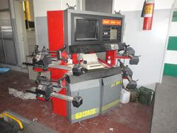 Feeder for convergence Corghi and balancing machine Mondolfo - Lot 8 (Auction 2830)