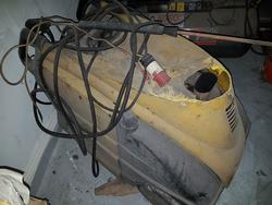 Ing  Agro professional pressure washers - Lot 1 (Auction 2847)