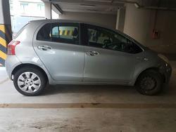Automobile Toyota Yaris - Lotto 1 (Asta 2848)