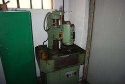 IBP milling machine and belt sanders - Lot 17 (Auction 2858)