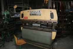 Schiavi press brake - Lot 6 (Auction 2858)