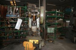 Pressa meccanica Dellavia - Lotto 7 (Asta 2858)