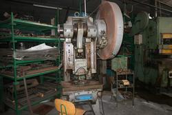 Pressa meccanica Schuler - Lotto 8 (Asta 2858)