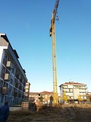 Fm Gru Srl tower crane - Lot 1 (Auction 2859)