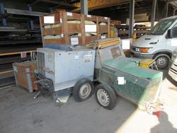 Atlas Copco and Kaesar compressors - Lot 14 (Auction 2860)