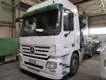 Trattore stradale Mercedes Actros 1848 - Lotto 205 (Asta 2860)