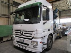 Mercedes Actros 1848 - Lot 205 (Auction 2860)