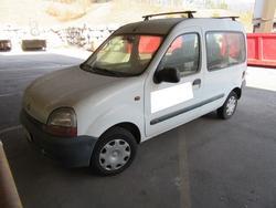 Renault Kangoo motor vehicle - Lot 215 (Auction 2860)