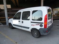 Renault Kangoo truck - Lot 216 (Auction 2860)