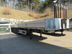 Zorzi semi trailer - Lot 220 (Auction 2860)