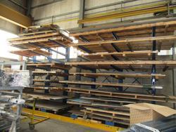 Aluminum profiles - Lot 301 (Auction 2860)