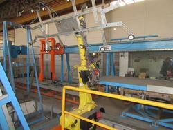 Fanuc folding robot - Lot 4 (Auction 2860)