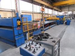 F lli Rizzato sheet metal cutting line - Lot 6 (Auction 2860)
