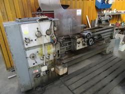 CMA Tortona lathe and Bianconi press - Lot 8 (Auction 2860)