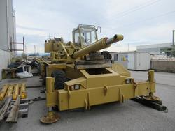 Locatelli self propelled mobile crane - Lot 2 (Auction 2869)