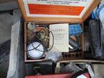 Immagine 26 - Pistola termica Hotair e strumenti misurazioni micrometriche - Lotto 8 (Asta 2869)