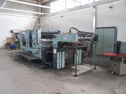 Planeta Polygraph printing machine - Lot 1 (Auction 2875)