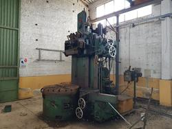 Schiess vertical lathe - Lot 4 (Auction 2877)
