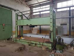 Hydraulic press and shears - Lot 6 (Auction 2877)