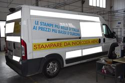 Fiat Ducato truck - Lot 4 (Auction 2878)