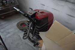 Portatecnica floor washer and FAB pallet truck - Lot 5 (Auction 2878)