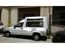 Fiat Fiorino van - Lot 6 (Auction 2879)