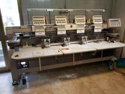 Sun Star Precision Embroidery Machine - Lot 1 (Auction 2881)