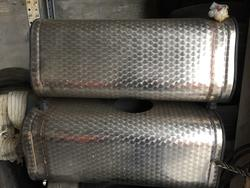 Stainless steel tanks - Lot 21 (Auction 2882)