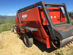 Mutti Amos Mad 9 mixer shredder - Lot 25 (Auction 2882)