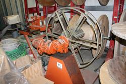 Nicoletti cable reel and meter - Lot 11 (Auction 2890)