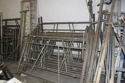 Scaffolding and scaffolding - Lot 15 (Auction 2890)