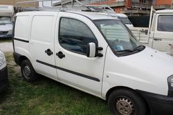 Fiat Dobl   truck - Lot 25 (Auction 2890)