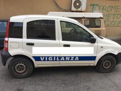 Fiat Panda car - Lot 2 (Auction 2891)
