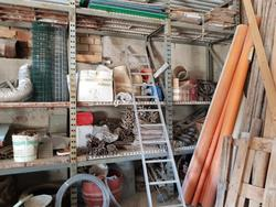 Inerti per calcestruzzo e magazzino materiali per edilizia - Subasta 2892
