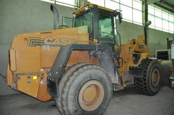 Case 821C wheel loader - Lot 1 (Auction 2892)