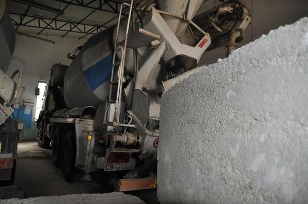 11#2892 Autobetoniera Iveco Magirus e betonpompa Cifa Magnum