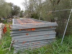 Fence panels - Lot 16 (Auction 2895)