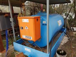 Cisterna gasolio - Lotto 29 (Asta 2895)