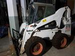 Bobcat shovel - Lot 34 (Auction 2895)