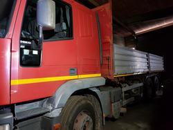 Fiat Iveco truck - Lot 36 (Auction 2895)