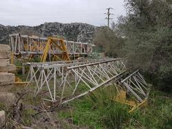 FB cranes - Lot 4 (Auction 2895)