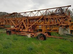 Tower crane MM - Lot 6 (Auction 2895)