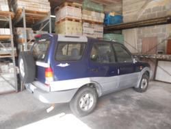 Tata Safari car - Lot 1 (Auction 2898)