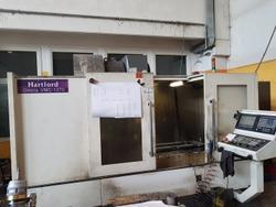 Centro di lavoro verticale She Hong VCM 1270 - Lotto 1 (Asta 2902)