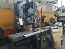 Fresatrice verticale Rambaudi Ram Mill - Lotto 2 (Asta 2902)