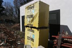 Ytong insulation blocks - Lot 12 (Auction 2904)