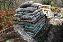 Creek gravel bags - Lot 18 (Auction 2904)