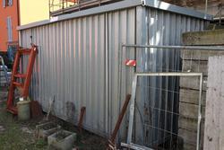 Betoniera elettrica e baracche metalliche - Lotto 21 (Asta 2904)
