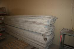 Scaffolding tables - Lot 20 (Auction 2905)