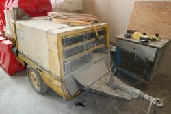 Atlas Copco compressor - Lot 24 (Auction 2905)